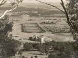 A View from Mount Ainslie  Canberra  Act  Australia 1930s