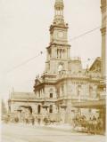 Town Hall Corner  Sydney  New South Wales  Australia
