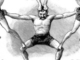 Circus Acrobat  1888