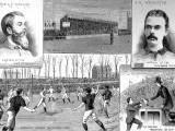 Blackburn Olympic Vs Old Etonians FA Cup Final  1883