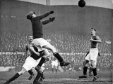 Arsenal Vs Mansfield Town  FA Cup Fourth Round  1929