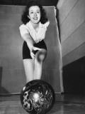 Peggy Moran  10-Pin Bowl