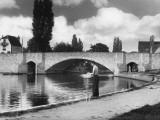 Fishing at Abingdon