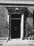 No 10 Downing Street Doorway