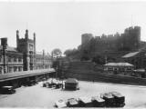 Shrewsbury Castle and Station  West Midlands