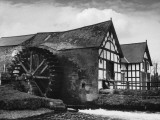 Rosset Watermill  Near Chester  Cheshire  England