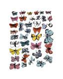 Butterflies, c.1955 Giclée par Andy Warhol
