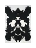 Rorschach, c.1984 Giclée par Andy Warhol