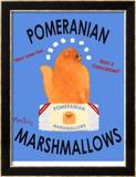 Pomeranian Marshmallows