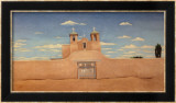 Front of Ranchos Church