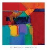 Joyeux anniversaire Reproduction d'art par Gary Max Collins
