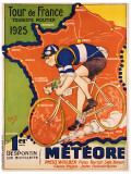 Tour de France, c.1925 Giclée