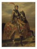 André de Montfort de Laval  seigneur de Loheac  amiral en 1437  Maréchal de France en 1439