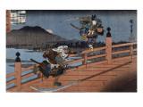 Combat de samouraï