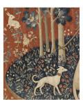 Tenture de la Dame à la Licorne : A mon seul désir Giclée