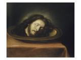 Tête de Saint Jean-Baptiste