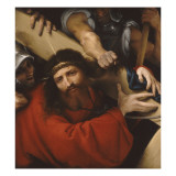 Le Christ portant sa croix