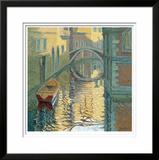 Venice  Rippled Reflections