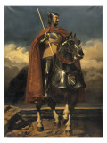 Louis de Champagne  comte de Sancerre  maréchal de France en 1368  connétable en 1397 (-1402)