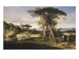 Paysage (Don Quichotte)