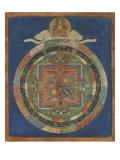 Mandala de Samvara Giclée