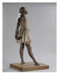 Petite danseuse de 14 ans ou Grande danseuse habillée