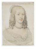 Marie Bourbon  duchesse de Longueville