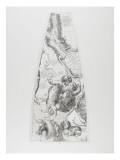 Modèle du globe céleste pour l'année 1700 par C Coronelli : les Gémeaux