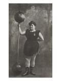 Olimpique Palace Miss Annet Leuth (La donna piu forte del mondo)  leveur de poids