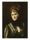Portrait de Mrs Katharine Moore  née Robinson (1846-1917)