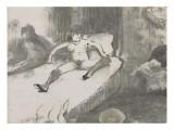 Repos sur le lit
