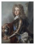 Portrait of France Philip  Duke of Anjou (1683-1746)