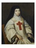 Portrait de Jacqueline de Sainte-Euphémie Pascal