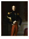 Portrait du Ferdinand Philippe  duc d'Orléans (1810-1842)