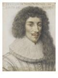 Portrait de François de Montmorency  comte de Bouteville