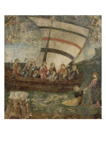"""La """"Navicella""""  d'après Giotto"""