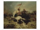 Turkish Horsemen  also known as the Flagship Turkish