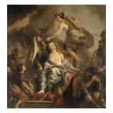 Le sacrifice d'Iphigénie