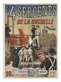 Les quatre sergents de La Rochelle (1822)