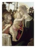 La Vierge et l'Enfant avec Saint Jean-Baptiste enfant