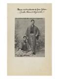 Two Instructors Jiu Jitsu (Yuko Tani and Ubyenishi)