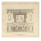 Musée des Monuments Français tome 5  par Alexandre Lenoir: planche 171 : mo