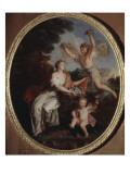 Zéphir et Flore