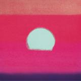 Sunset  c1972 40/40 (fuchsia)