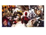 Daredevil No500 Cover: Daredevil and Kingpin