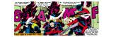 Marvel Comics Retro: X-Men Comic Panel  Nightcrawler