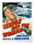 Wings and the Woman Movie Poster