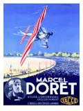 Marcel Doret Aviation Expo Poster