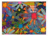 Hippie Garden Party - Love Grows Here
