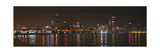 Chicago Cubs Skyline
